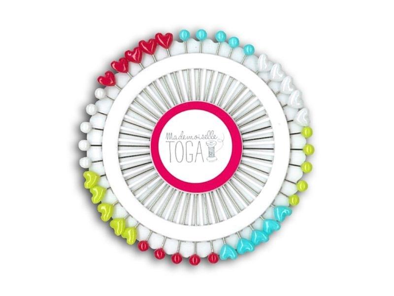 Acheter Assortiment de 40 jolies épingles - 2,90€ en ligne sur La Petite Epicerie - 100% Loisirs créatifs