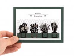 Acheter Marque-pages - Plantes d'intérieur - 9,99€ en ligne sur La Petite Epicerie - Loisirs créatifs