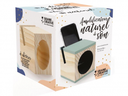 Acheter Amplificateur naturel de son pour smartphone 9,5 cm - 7,99€ en ligne sur La Petite Epicerie - Loisirs créatifs