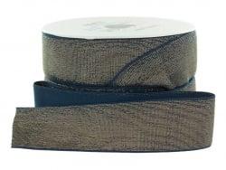 Acheter Elastique bleu jean lurex 40 mm - 4,59€ en ligne sur La Petite Epicerie - Loisirs créatifs