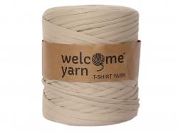 Acheter Grande bobine de fil trapilho - beige foncé - 7,90€ en ligne sur La Petite Epicerie - Loisirs créatifs