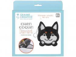 Acheter Kit Diamant mosaïque - Chien coquin - 9,99€ en ligne sur La Petite Epicerie - Loisirs créatifs