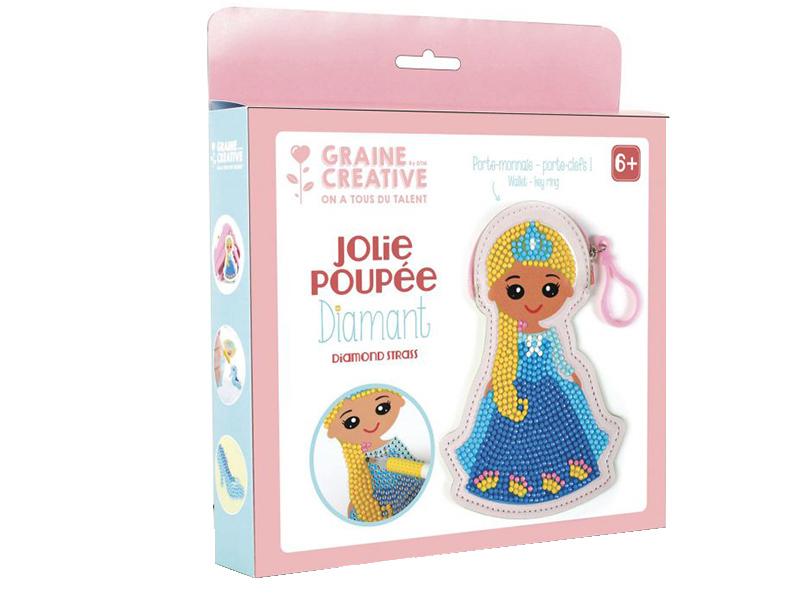 Acheter Kit Diamant mosaïque - Princesse - 9,99€ en ligne sur La Petite Epicerie - Loisirs créatifs