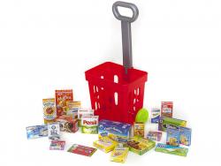 Acheter Caddie de marchande avec emballages à scanner - Polly Trolley - 19,99€ en ligne sur La Petite Epicerie - Loisirs cré...