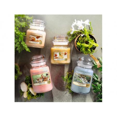 Acheter Bougie Yankee Candle - Alvéoles de miel / Sweet honeycomb - Moyenne Jarre - 24,89€ en ligne sur La Petite Epicerie -...
