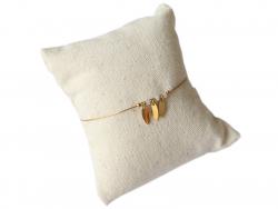 Acheter Bracelet jonc apache blanche - 10,99€ en ligne sur La Petite Epicerie - Loisirs créatifs