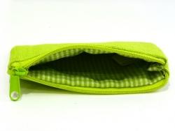 Mini trousse plate verte - S