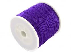Acheter 1 m de fil de jade / fil nylon tressé 0,5 mm - violet - 0,39€ en ligne sur La Petite Epicerie - Loisirs créatifs