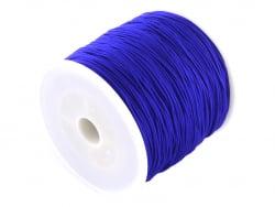 Acheter 1 m de fil de jade / fil nylon tressé 0,5 mm - bleu électrique - 0,39€ en ligne sur La Petite Epicerie - Loisirs cré...