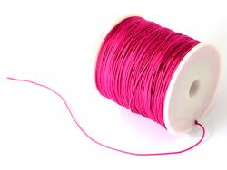 Acheter 1 m de fil de jade / fil nylon tressé 0,5 mm - rose indien - 0,39€ en ligne sur La Petite Epicerie - Loisirs créatifs