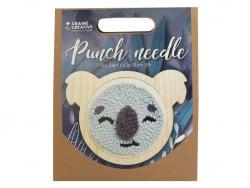 Acheter Kit punch needle - Koala - 16,99€ en ligne sur La Petite Epicerie - Loisirs créatifs