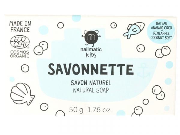 Acheter Savonnette pour enfant Bateau - Ananas Coco - 6,99€ en ligne sur La Petite Epicerie - Loisirs créatifs
