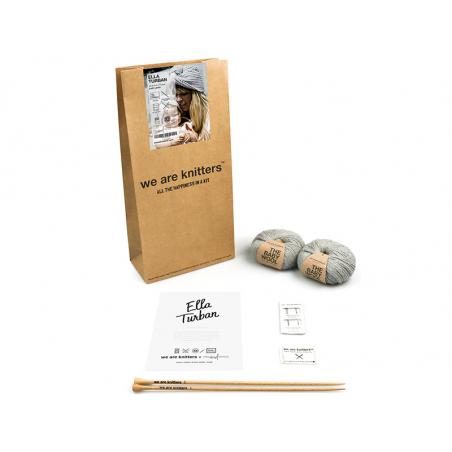 Acheter Kit de tricot We Are Knitters - Turban Ella - 49,00€ en ligne sur La Petite Epicerie - Loisirs créatifs