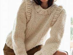Acheter Kit de tricot We Are Knitters - Gaspard Sweater - 109,00€ en ligne sur La Petite Epicerie - Loisirs créatifs