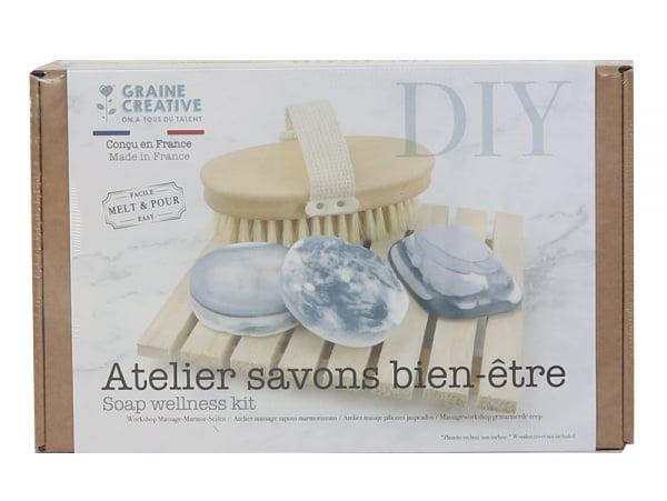 Acheter Coffret Atelier savons bien-être - 24,99€ en ligne sur La Petite Epicerie - Loisirs créatifs