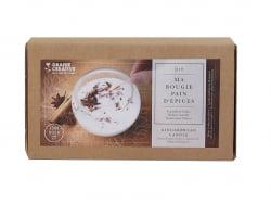 Acheter Coffret Ma bougie pain d'épices - DIY - 20,99€ en ligne sur La Petite Epicerie - Loisirs créatifs