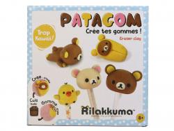 Acheter Coffret patagom Kawaii - Rilakkuma - 19,99€ en ligne sur La Petite Epicerie - Loisirs créatifs