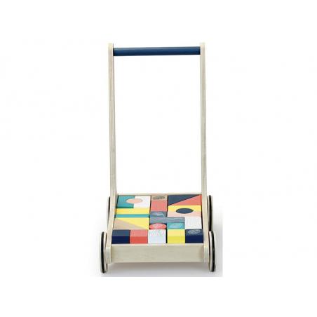 Acheter Chariot de cubes - Vilac - 64,99€ en ligne sur La Petite Epicerie - Loisirs créatifs