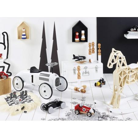 Acheter Porteur vintage blanc - Vilac - 88,90€ en ligne sur La Petite Epicerie - Loisirs créatifs