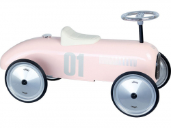 Acheter Porteur vintage rose - Vilac - 99,99€ en ligne sur La Petite Epicerie - Loisirs créatifs