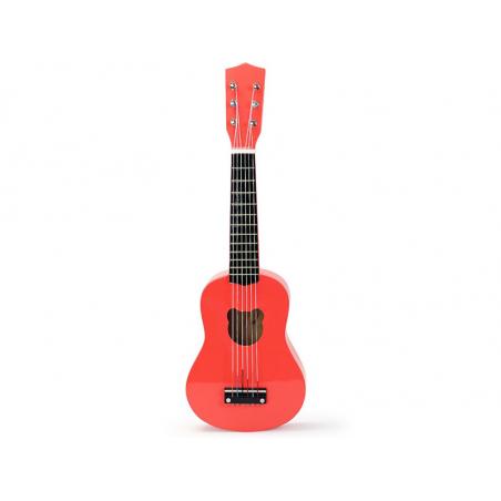 Acheter Guitare Crazy orange - Vilac - 26,99€ en ligne sur La Petite Epicerie - Loisirs créatifs