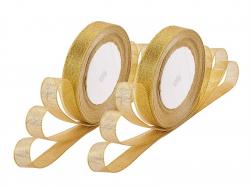 Acheter Bobine de ruban pailletté 15 mm - doré - 7,99€ en ligne sur La Petite Epicerie - Loisirs créatifs