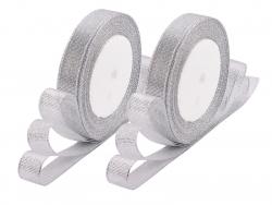 Acheter Bobine de ruban pailletté 15 mm - argenté - 0,00€ en ligne sur La Petite Epicerie - Loisirs créatifs