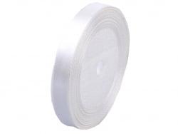 Acheter 1 m de ruban satin blanc - 12 mm - 0,49€ en ligne sur La Petite Epicerie - Loisirs créatifs