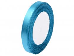 Acheter 1 m de ruban satin bleu turquoise - 12 mm - 0,49€ en ligne sur La Petite Epicerie - Loisirs créatifs