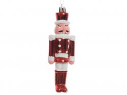 Acheter Décoration de Noël - Casse noisette rouge - 1,79€ en ligne sur La Petite Epicerie - Loisirs créatifs