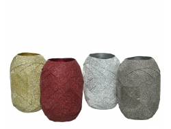 Acheter Lot de 4 rubans bolduc pour emballer les cadeaux de Noël - 1,99€ en ligne sur La Petite Epicerie - Loisirs créatifs