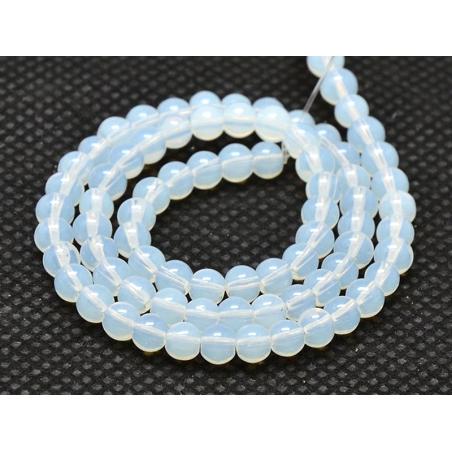 Acheter Lot de 15 perles 6 mm - Opalite - 0,79€ en ligne sur La Petite Epicerie - Loisirs créatifs