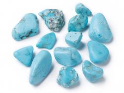 Acheter 1 pierre naturelle 10,5 mm - Turquoise - 0,99€ en ligne sur La Petite Epicerie - Loisirs créatifs