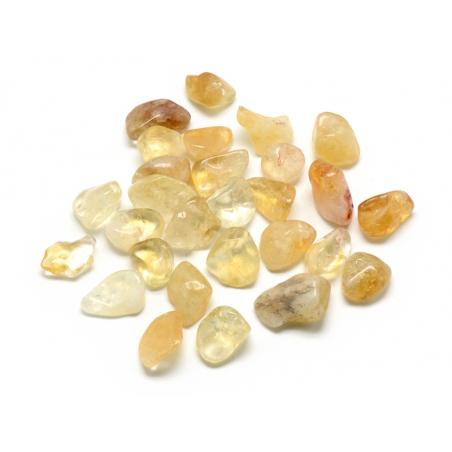 Acheter 1 pierre naturelle 11 mm - Citrine - 0,49€ en ligne sur La Petite Epicerie - Loisirs créatifs