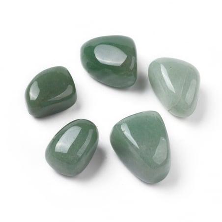 Acheter 1 pierre naturelle 22 mm - Aventurine verte - 0,99€ en ligne sur La Petite Epicerie - Loisirs créatifs