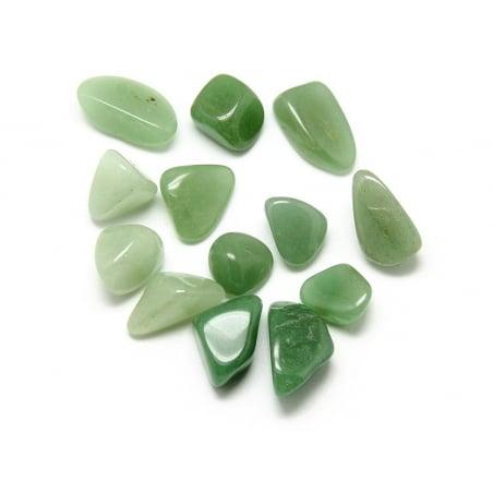 Acheter 1 pierre naturelle 34 mm - Aventurine verte - 1,29€ en ligne sur La Petite Epicerie - Loisirs créatifs