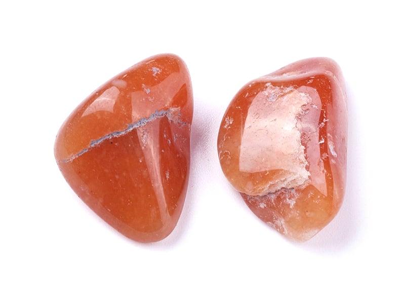 Acheter 1 pierre naturelle 11 mm - Aventurine rouge - 0,49€ en ligne sur La Petite Epicerie - Loisirs créatifs