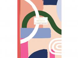 Acheter Carnet A5 - Abstrait - 15,39€ en ligne sur La Petite Epicerie - Loisirs créatifs