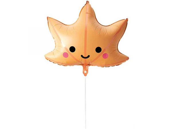 Acheter Ballon en aluminium - feuille d'érable - 7,39€ en ligne sur La Petite Epicerie - Loisirs créatifs