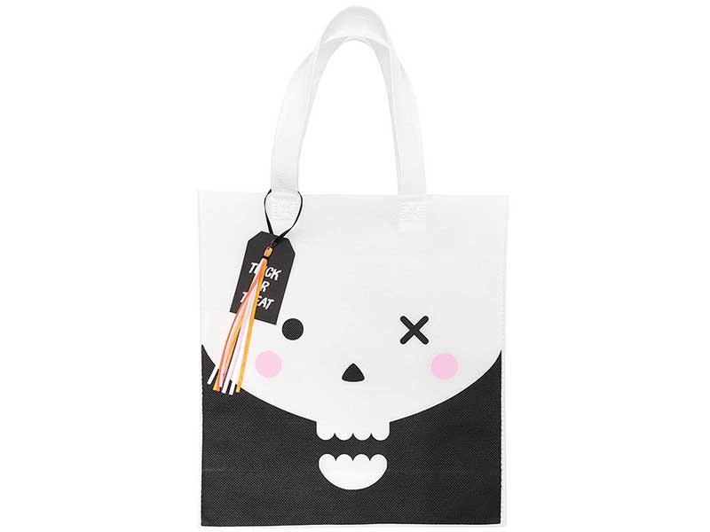 Acheter Sac Halloween - Crâne - 3,69€ en ligne sur La Petite Epicerie - Loisirs créatifs