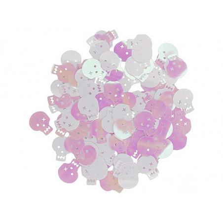 Acheter 200 confettis - Tête de mort - 2,49€ en ligne sur La Petite Epicerie - Loisirs créatifs
