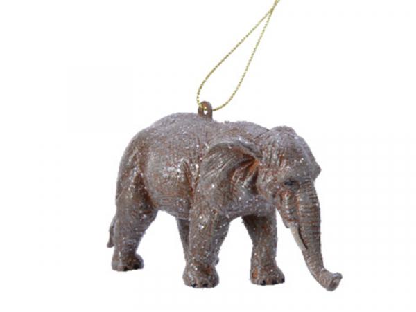 Acheter Boule de Noël - éléphant - 3,99€ en ligne sur La Petite Epicerie - Loisirs créatifs