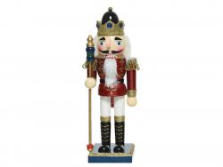 Acheter Casse noisette à sceptre - 38 cm - 24,99€ en ligne sur La Petite Epicerie - Loisirs créatifs