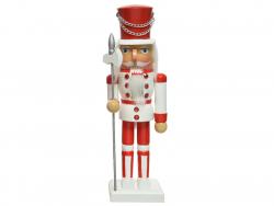 Acheter Casse noisette tons rouge - chapeau rouge - 25 cm - 12,99€ en ligne sur La Petite Epicerie - Loisirs créatifs