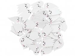 Acheter 48 confettis en bois - Fantôme - 4,19€ en ligne sur La Petite Epicerie - Loisirs créatifs
