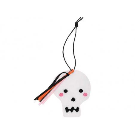 Acheter Tête de mort en feutrine - 2,49€ en ligne sur La Petite Epicerie - Loisirs créatifs