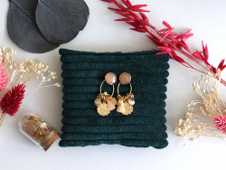 Acheter Les petites fioles créatives - Boucles d'oreilles astro - Rose - 14,99€ en ligne sur La Petite Epicerie - Loisirs cr...
