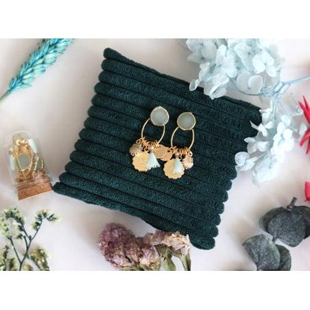 Acheter Les petites fioles créatives - Boucles d'oreilles astro - Mint - 14,99€ en ligne sur La Petite Epicerie - Loisirs cr...