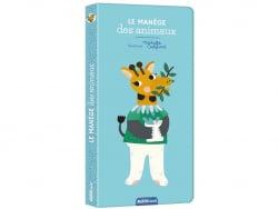 Acheter Livre - Le manège des animaux - Michelle Carlslund - 8,95€ en ligne sur La Petite Epicerie - Loisirs créatifs