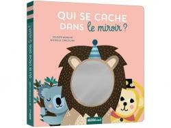 Acheter Livre - Qui se cache dans le miroir ? - C. Morgan et M Carlslund - 8,50€ en ligne sur La Petite Epicerie - Loisirs c...
